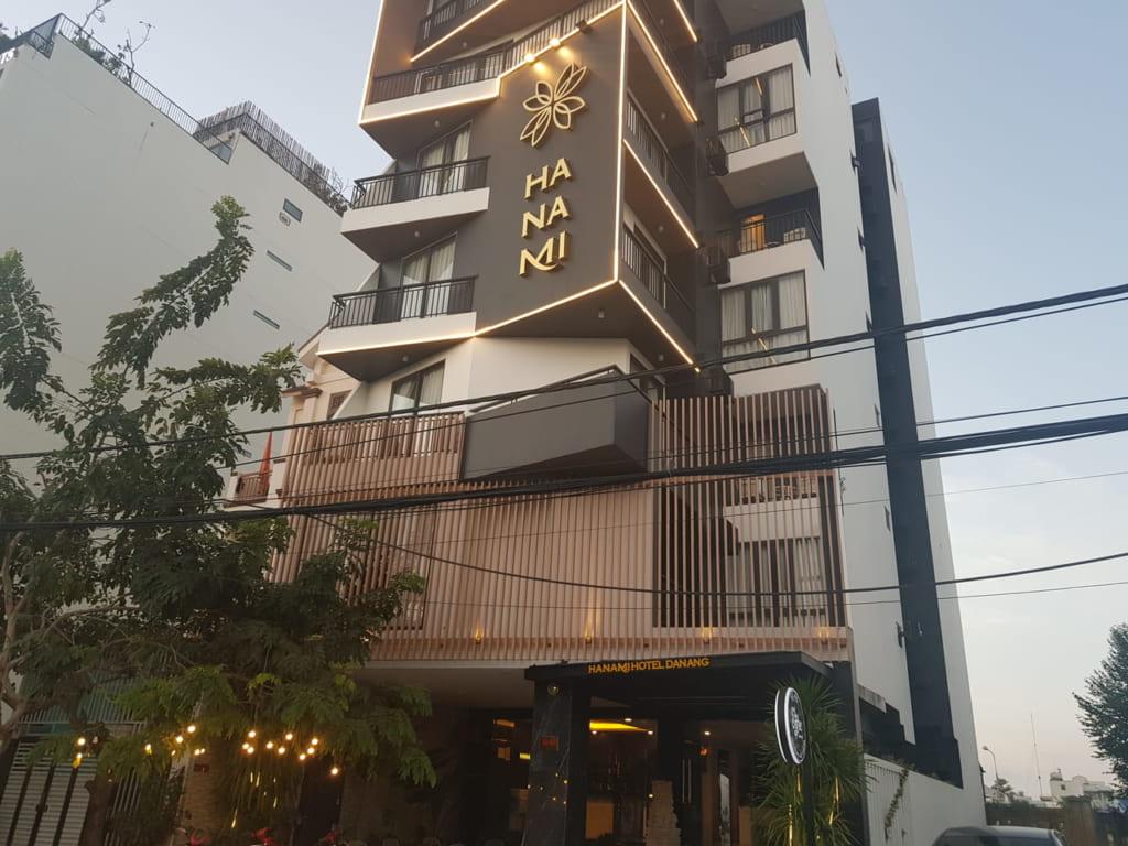 khách sạn gần biển Đà Nẵng - hanami hotel Danang