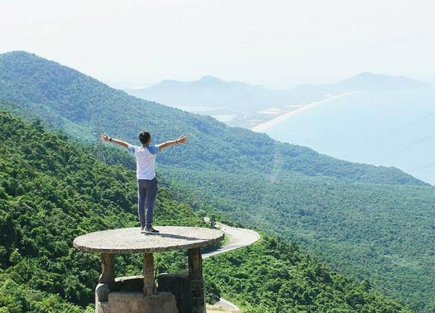địa điểm du lịch đà nẵng - đèo hải vân