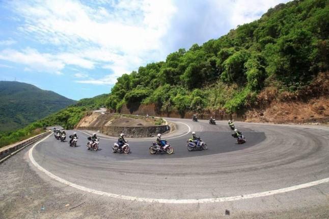 Chinh phục những cung đường Đà Nẵng với xe máy