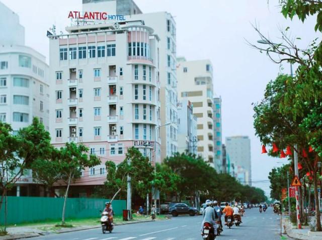 Khách sạn Đà Nẵng gần biển atlantic hotel