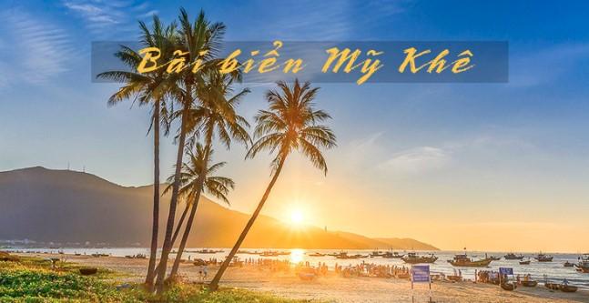 địa điểm du lịch đà nẵng - bãi biển mỹ khê