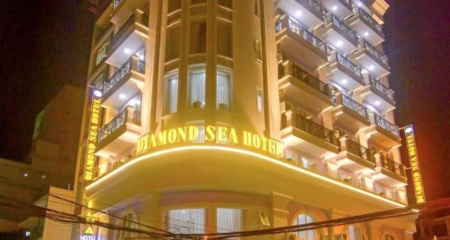 Khách sạn Đà Nẵng gần biển dimond sea hotel