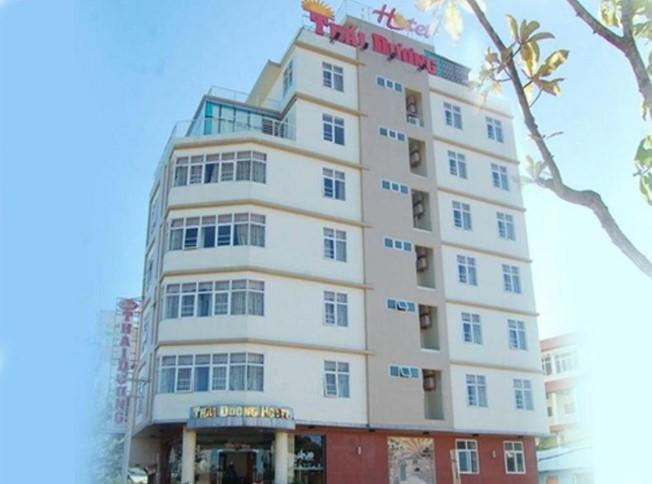 Khách sạn Đà Nẵng gần biển - Thái dương hotel