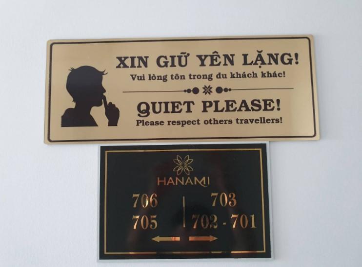 nội quy Khách sạn Đà Nẵng