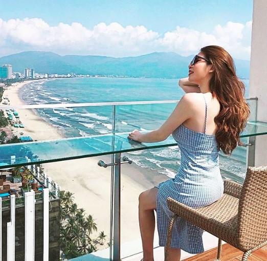 cảnh biển đà nẵng