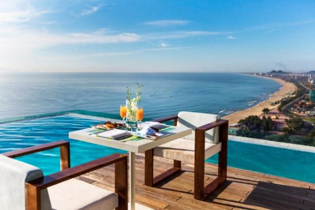 khách sạn gần biển đà nẵng có cảnh đẹp ngất ngây