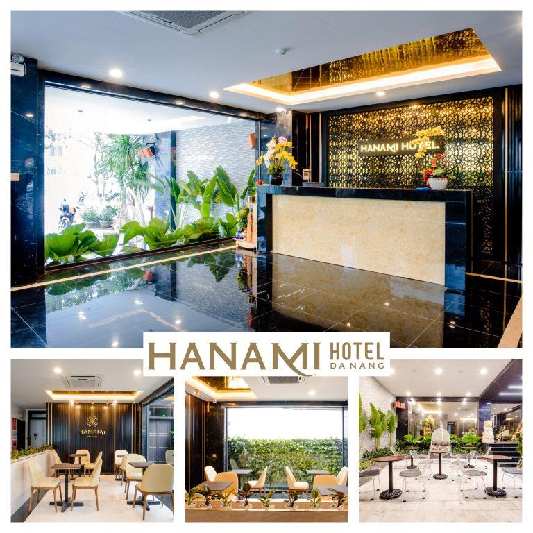 khách sạn đà nẵng gàn biển Hanami Hotel